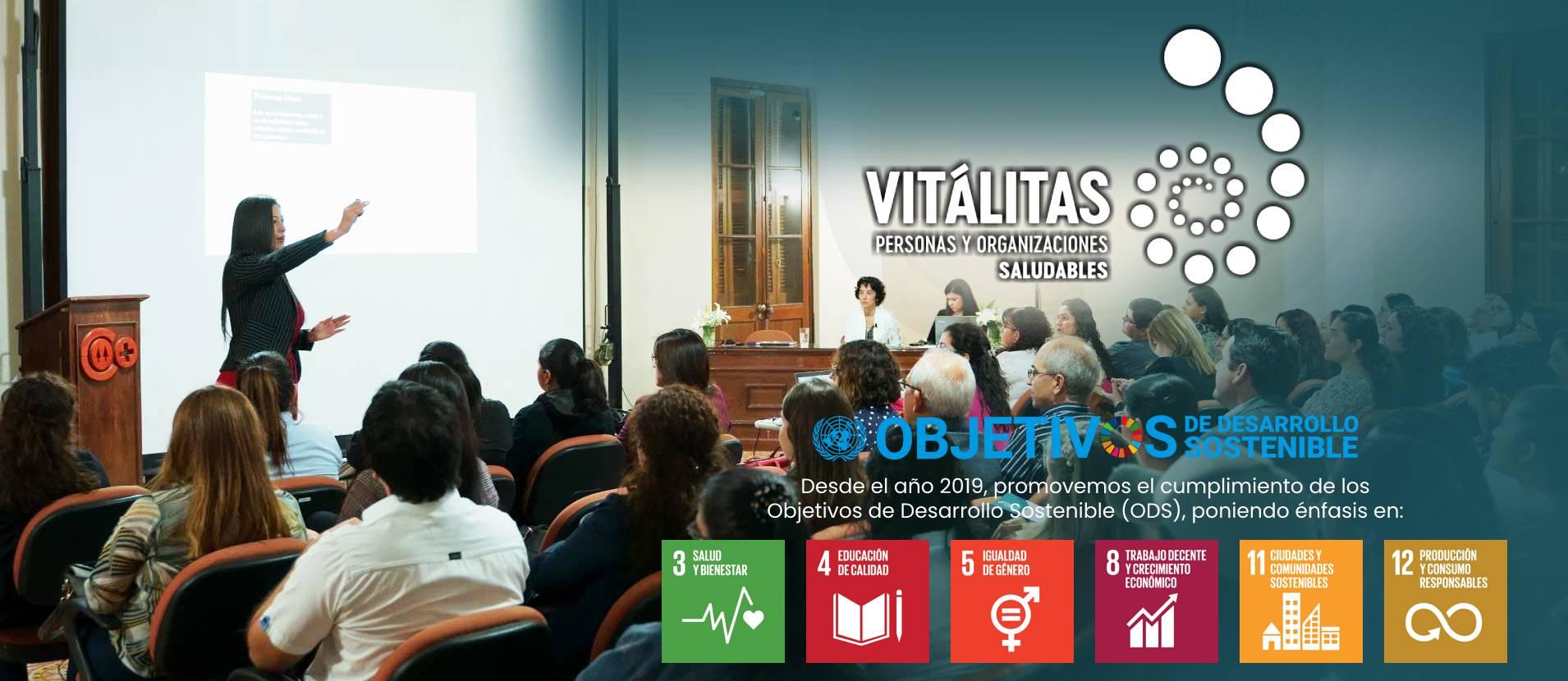 VITÁLITAS: Personas y Organizaciones Saludables