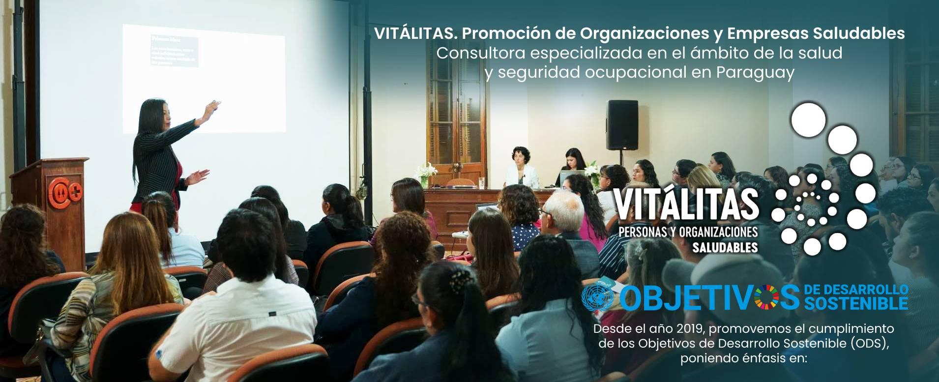 VITÁLITAS. Promoción de Organizaciones y Empresas Saludables